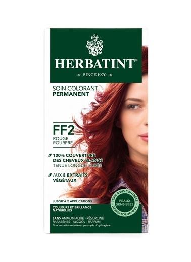 Herbatint Herbatint FF2 Rouge Pourpre  Saç Boyası Renksiz